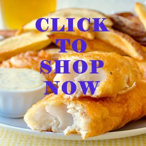 DIY $$$ Savers Home Fish & Chip's
